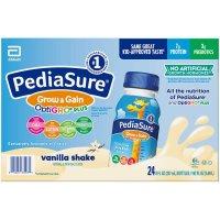 OptiGRO 儿童液体奶营养补充剂24瓶,2种口味