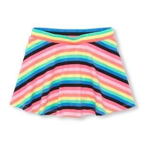 Children's Place女童短裙
