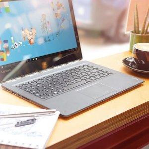 超高立减$520+额外9.5折Lenovo 联想 Yoga Legion Flex系列促销优惠