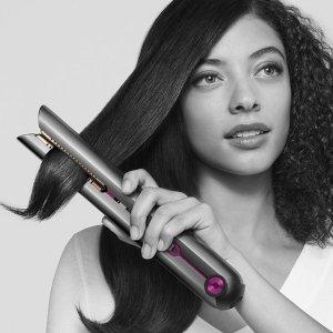唯一带弯曲板的直发工具上新:Dyson Corrale 多用途直发板 减少50%头发损伤