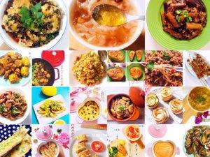还在伤脑筋今天吃什么吗?快来看吃货的50道私房菜,原来做菜如此简单!