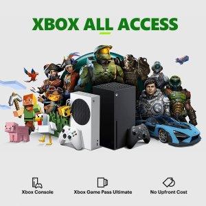 低至$29.99/月 24月 电脑用户记得关闭AD Blocker手慢无:Xbox All Access开启! 抢到次世代主机的最好时机!