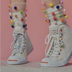 3折 欧阳娜娜联名平替£29入Converse 折扣区精选£50以下帆布鞋盘点 扎染色、编制款热卖