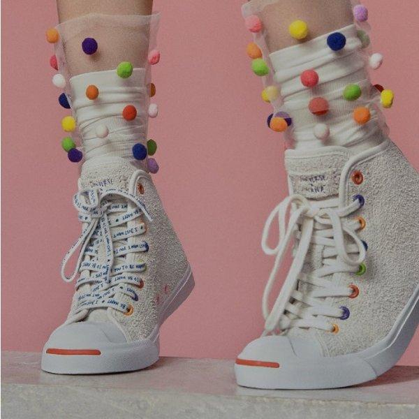 x Nana 联名款帆布鞋