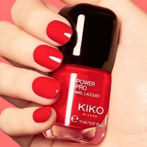 Kiko96个色号可选 / 部分原价快干指甲油-多色号