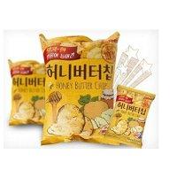 Haitai 蜂蜜黄油薯片 3袋