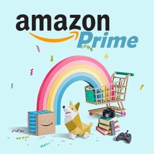 注册会员 人生巅峰也要走捷径Amazon Prime 会员福利躺赚攻略 带你左手右手薅羊毛