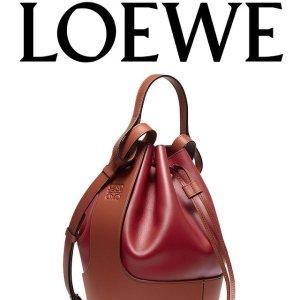 低至5折+免邮Loewe 时尚专场,Balloon水桶包多色选