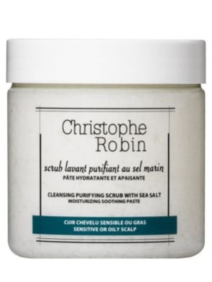 Christophe Robin - Cleansing Purifying Scrub with Sea Salt/8.33 oz.