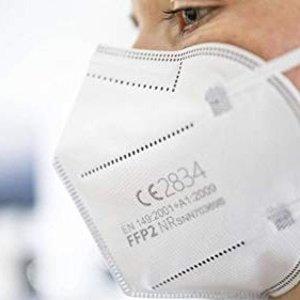 面罩€7.7/10个 防护服€9.9疫情回国,必备防疫用品!收防护服、FFP2 口罩、面罩、防护帘