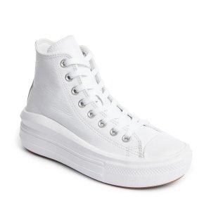 Converse厚底高帮运动鞋