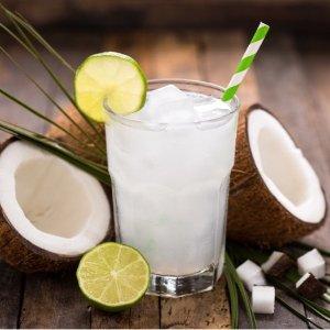 $ 3.49  清凉解暑,夏日必备King Island 100%纯正椰汁,好喝不胖,3包装
