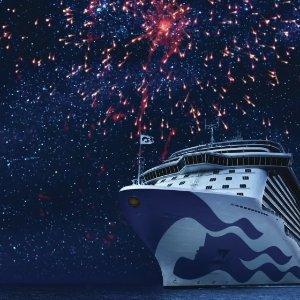 低至$499  停靠私家岛屿公主湾公主游轮2019全新游轮预售 4天东加勒比行程