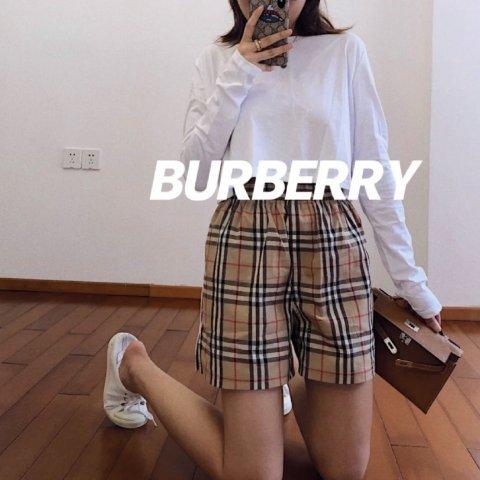全场75折 €157收经典logoT恤Burberry 新款惊喜大促 经典格纹、logoT恤、Pocket都参加