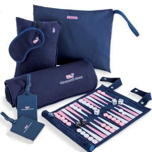 Up to Free 3 Travel Sets@ Vineyard Vines