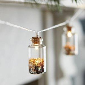 独家满£30减£5 折扣区可叠加即将截止:Lights for fun 美如仙境的圣诞彩灯、挂饰 全场热促