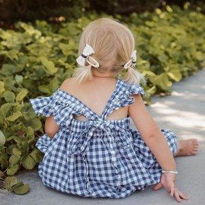 低至2折 不到€7收三件套PatPat 小童服饰热卖 萌服来袭 ins风照随手拍!