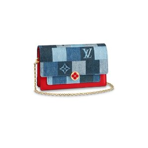 Louis VuittonFlore 链条钱包