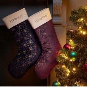7折 仅售€38.5Lookfantastic官网 圣诞袜礼盒打折啦 超值入手不容错过