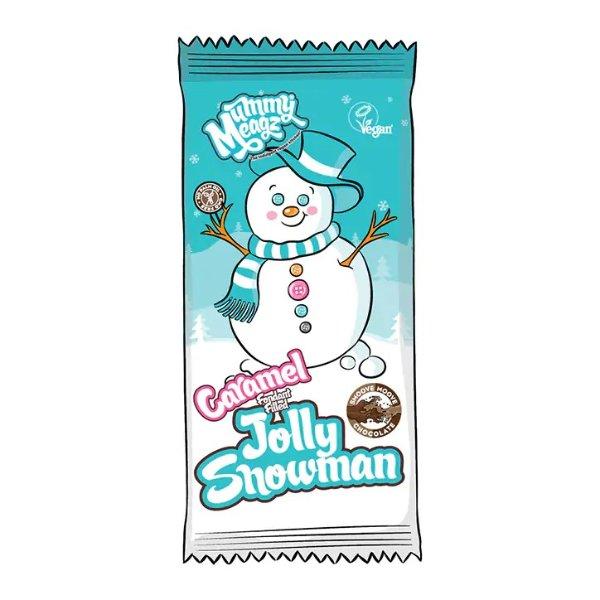 焦糖雪人巧克力40g