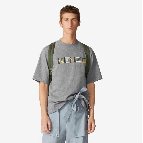 oversize LogoT恤