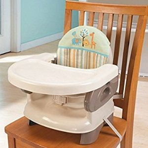 $15.99Summer Infant Deluxe Comfort Folding Booster Seat, Tan