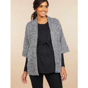 Motherhood MaternityOpen Front Maternity Cardigan SweaterShop Maternity Fashion & Basics Online