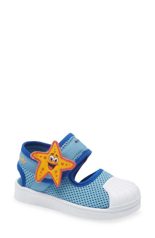 Superstar 360 Starfish Primeblue 凉鞋