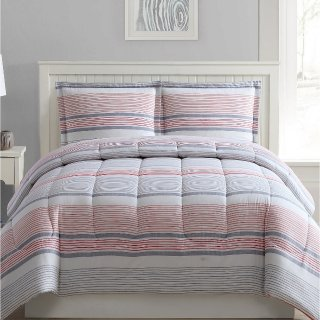 $19.993-Piece Reversible Comforter Sets Sale @ Macy's