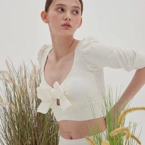 额外9折 收封面分体式套装WConcept 高颜值泳衣合集 波西米亚风沙滩罩衫$47