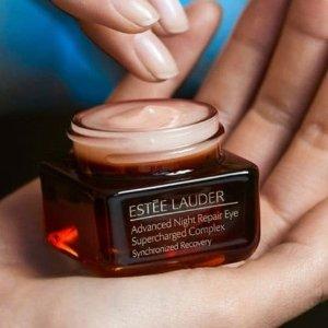 低门槛送超值好礼Estée Lauder 美妆护肤热卖 收小棕瓶
