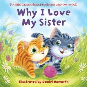 买两本 第三本免费Why I Love My Sister