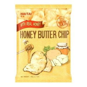 韩国HAITAI海太 蜂蜜黄油薯片 60g