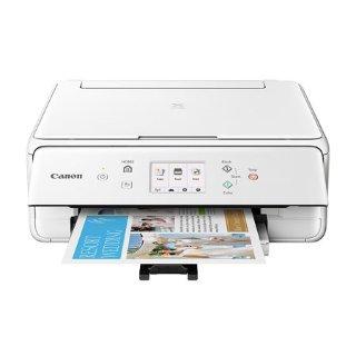 Canon PIXMA TS6120 White Wireless Inkjet All-in-One Printer