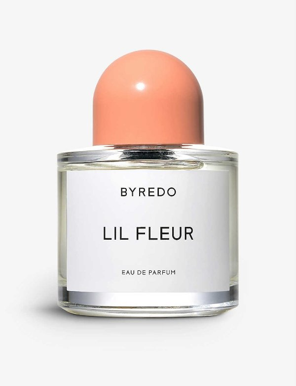 新香Lil Fleur限定珊瑚色盖 100ml