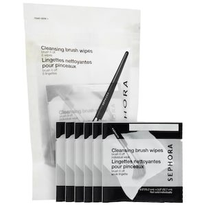 Brush It Off Cleansing Brush Wipes - SEPHORA COLLECTION | Sephora