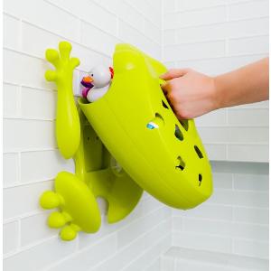 $16.95(原价$26)Boon 青蛙造型沐浴玩具收纳储物架
