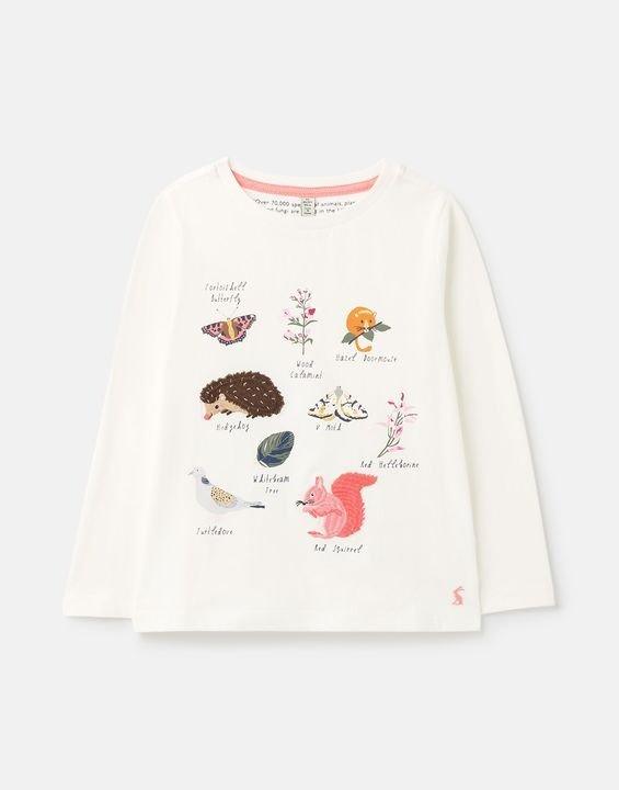 儿童贴布绣T恤