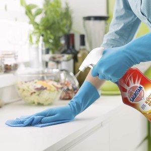 仅需€2.57起Sagrotan 各类清洁消毒剂大促 消灭99.9%细菌 守护你的家庭