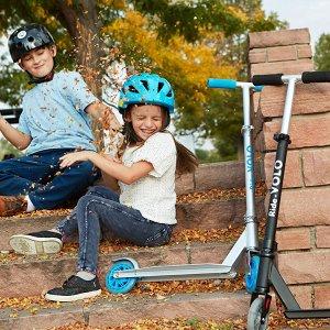 $36.7包邮(原价$59.99)RideVOLO K05 儿童滑板车 带炫酷闪光轮 3个调节高度