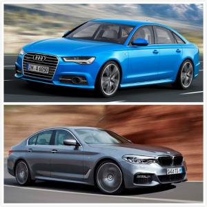 哪台适合你 选车不纠结争锋相对:2018 BMW 540i VS Audi A6 3.0T