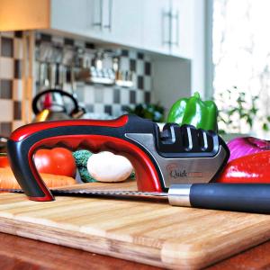 $16(原价$30)闪购:Quick Cocinero 3段式磨刀器