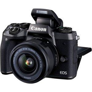 Canon EOS M5 入门微单 送礼佳品