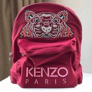 低至6折 手拿包$100+最后一天:Kenzo 潮包专场 新托特包、双肩包、水桶包超好看