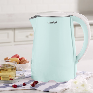 COMFEE' Electric Kettle Teapot 1.7 Liter