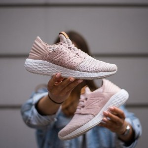 New Balance女款Fresh Foam Cruz v2 Knit
