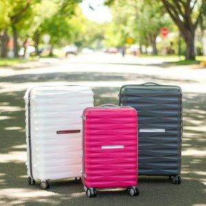 部分新秀丽买1送1 变相5折Myer 多款行李箱包全场6折热卖