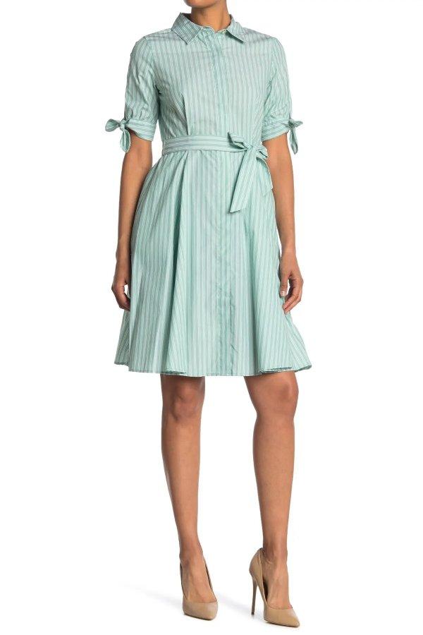 Double Stripe 连衣裙