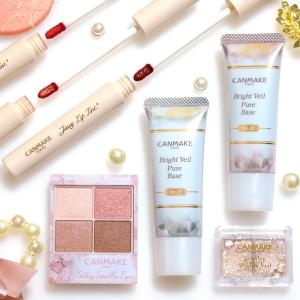 低至$5.8 直邮美国日本亚马逊 Canmake 平价甜美日系美妆促销