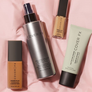 20% Off + Free GiftsBlack Friday Exclusive: Cover FX Beauty and Skincare Sale